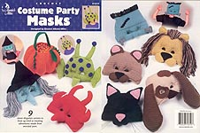 Annies Attic Costume Party Masks
