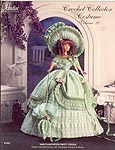 Paradise Publications Crochet Collector Costume Volume 20: 1848 Plantation Party Frock .