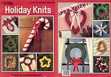 Leisure Arts Holiday KNITS