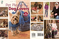 HWB KNIT Pet Pleasers for Dog Lovers
