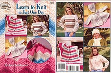 ASN Learn to Knit In Just One Day