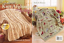 Afghan Patterns by Herrschners (Supplement to Crochet