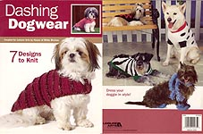 LA/HWB KNIT Dashing Dogwear