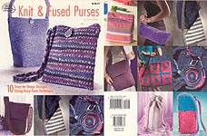 ASN KNIT & Fused Purses