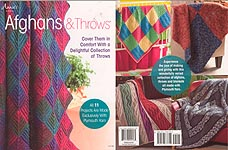Annie's KNIT Afghans & Throws