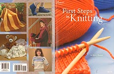 Annie's First Steps in KNITTING