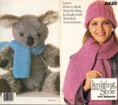 Knitting With Style from Simplicity 0420: Learn How To Knit