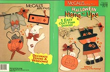 McCall's Creates: Halloween Hang- Ups
