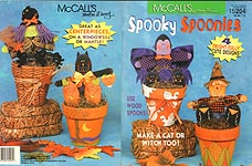 McCall's Creates: Spooky Spoonies