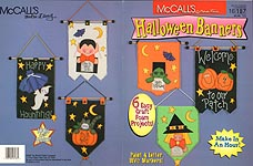 McCall's Creates: Halloween Banners