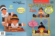 McCall's Creates: Harvest Edgers
