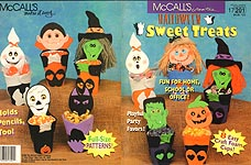 McCall's Creates: Halloween Sweet Treats