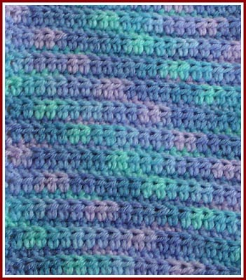 Treasured Heirlooms Crochet free patterns: Ocean Blues ...
