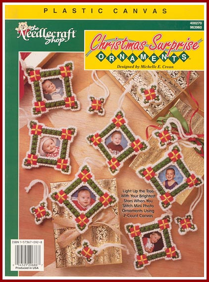 Treasured Heirlooms Crochet catalog of Christmas and holiday pattern ...