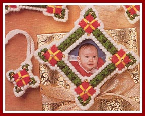 Free Plastic Canvas Patterns - Blue Ribbon Shopping
