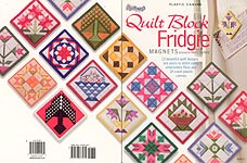 TNC Quilt Block Fridgie Magnets
