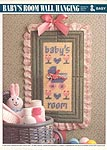 Annie's International Plastic Canvas Club: Baby's Room Wall Hanging