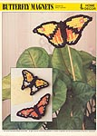 Annie's International Plastic Canvas Club: Butterfly Magnets