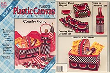 Plaid's Plastic Canvas Collection: Country Picnic