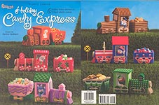 Holiday Candy Express from The Needlecraft Shop