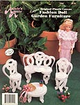 Annie's Attic Fashion Doll Garden Furniture