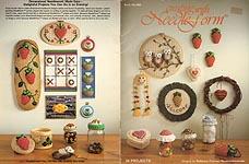 Treasured Heirlooms Crochet Vintage Pattern Shop Plastic Canvas Patterns Page 4