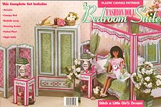 HWB Fashion Doll Bedroom Suite