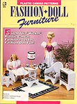 HWB Fashion Doll Furniture With A Wicker Look