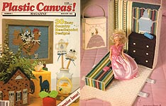 Plastic Canvas! Magazine Number 1, Mar - Apr 1989