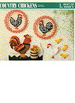 Annie's International Plastic Canvas Club: Country Chickens