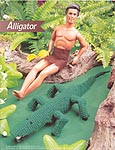 Annie's Fashion Doll Plastic Canvas Club: Alligator