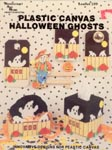 Needlecraft Ala Mode Plastic Canvas Halloween Ghosts