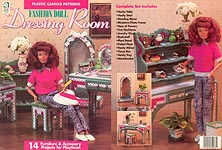 HWB Fashion Doll Dressing Room