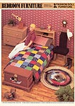 Annie's International Plastic Canvas Club: Fashion Doll Furniture Bedroom Set