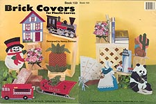 Kappie Brick Covers for Plastic Canvas