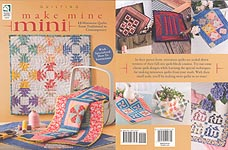 HWB QUILTING: Make Mine Mini