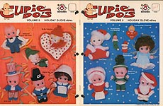 Mangelsen's SEW Cupie Do's Volume 5: Holiday Glove- ables