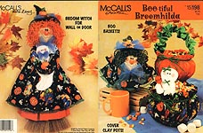 McCall's Creates: Boo- tiful Broomhilda
