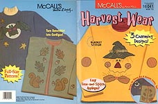 McCall's Creates: Harvest Wear