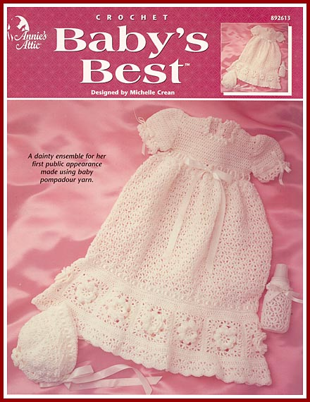 Treasured Heirlooms Crochet Catalog Of Baby Afghans Gifts