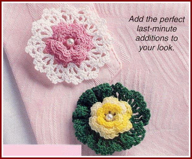 Crochet Roses Pattern | Patterns Gallery