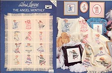 Alma Lynne Designs: The Angel Monthly