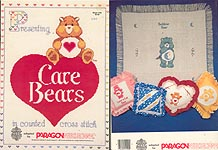 Paragon Presenting Care Bears� in Counted Cross Stitch