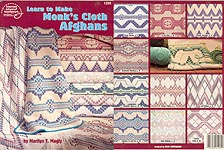 ASN Learn to Make Monk's Cloth Afghans