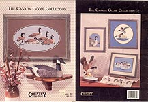 Country Cross-Stitch The Canada Goose Collection