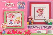 "LA Strawberry Shortcake for ""Berry"" Sweet Girls"