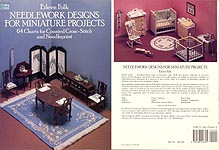 DOver Needlework Designs for Miniature Projects