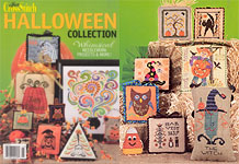 Just Cross Stitch Halloween Collection