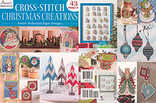 Annie's Cross- Stitch Christmas Creations: Festive Perforated Paper Designs