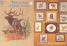 Designs by Gloria & Pat Wild Animals of North America